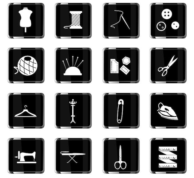 Anpassen von vektorsymbolen für das design der benutzeroberfläche