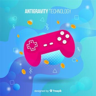 Antigravity-technologie mit element