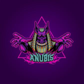 Anubis gold