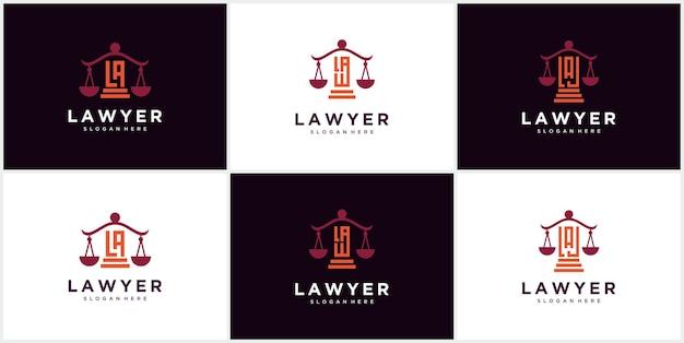 Anwaltskanzlei-logo, anwaltskanzlei, anwaltsservice, luxus-vintage-emblem-logo, anwaltskanzlei-logo-design-vektor-logo-vorlage. säule mit schildvektordesign. illustration design template