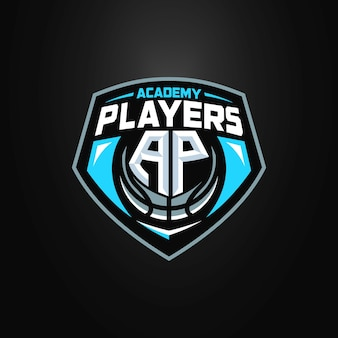 Ap lettermark logo