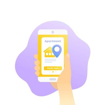 Apartment buchungs app,