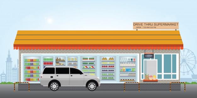 Apotheke mit kunden ein gekauftes produkt