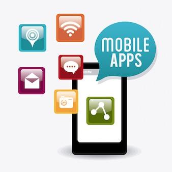 App store digitales design.