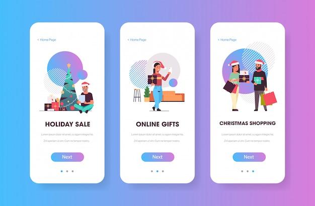 App-template-set zur vorbereitung der winterferien
