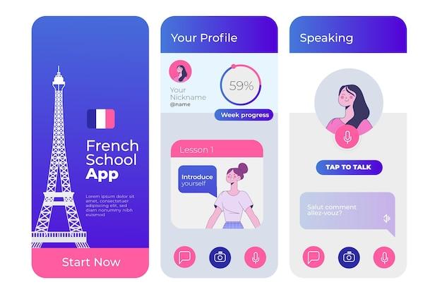 App zum sprachenlernen