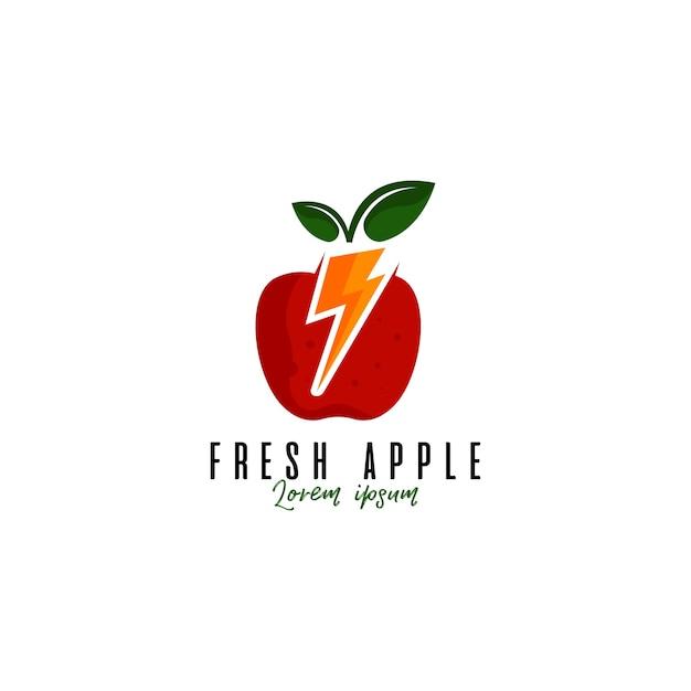 Apple-frucht-logo