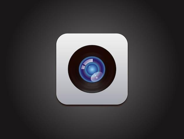 Apple-kamera-design vektor