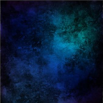 Aquarell-abstrakter hintergrund mit schmutz-effekt