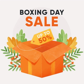 Aquarell boxing day sale