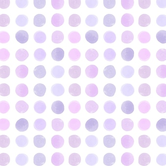 Aquarell dotty muster