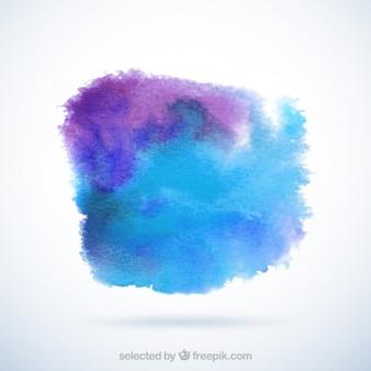 Aquarell flecken