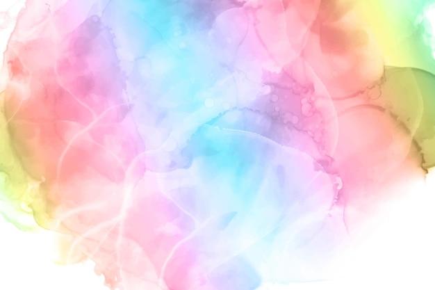 Aquarell gemalter abstrakter hintergrund
