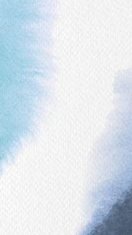 Aquarell instagram geschichte wallpaper vektor, minimaler social media hintergrund