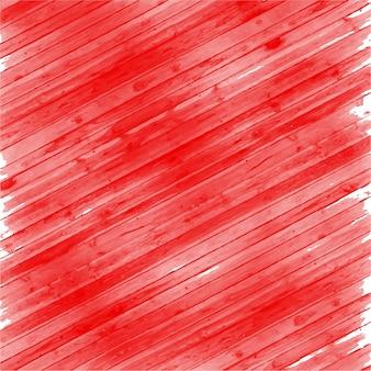 Aquarell roter abstrakter fetter hintergrund