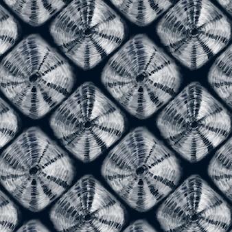 Aquarell shibori muster