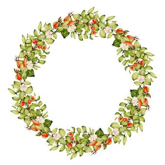 Aquarell weihnachtskratz