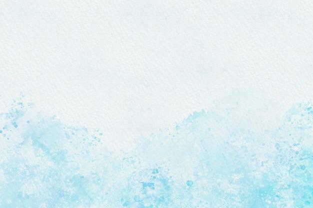 Aquarellhintergrund mit blättern