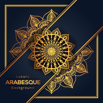 Arabesque mandala