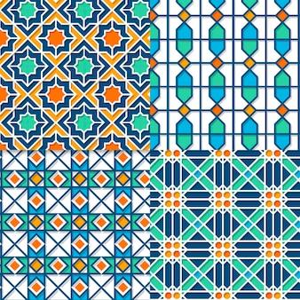 Arabische mustersammlung