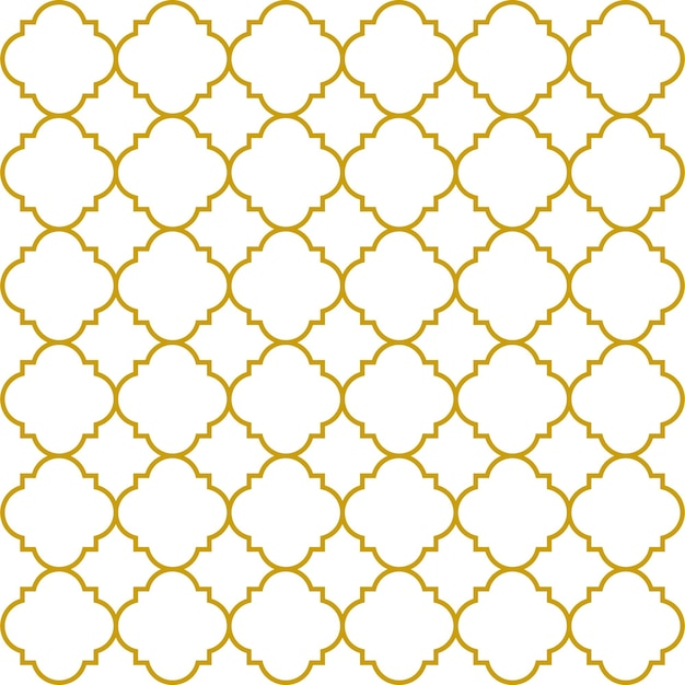 Arabisches dekoratives nahtloses muster. vintage-tapete. vektor-illustration