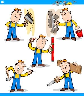 Arbeiter oder arbeiter zeichen gesetzt