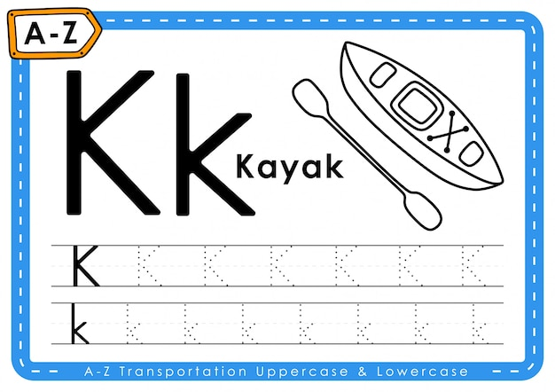Arbeitsblatt alphabet transport transportverfolgung buchstaben