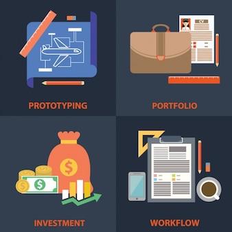 Arbeitsphasen-designs