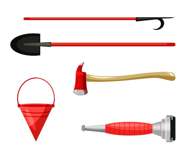 Arbeitswerkzeug zur befreiung von verletzten im brandschutz