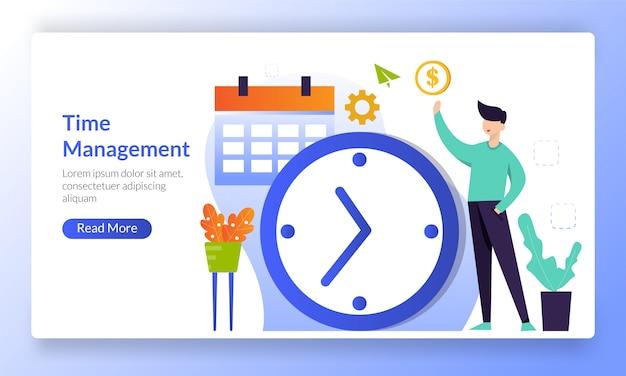 Arbeitszeitplan