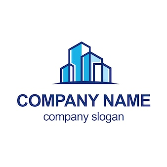 Architekt bau logo