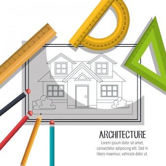 Architektonische arbeitsgestaltung