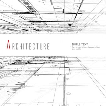 Architektur hintergrund design