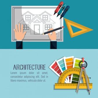 Architekturprojekt design