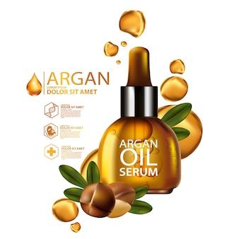 Arganöl serum serum hautpflege kosmetik