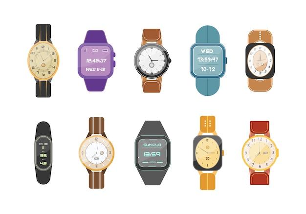 Armbanduhr-set