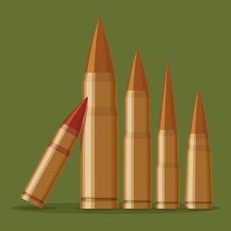Armee buller design.