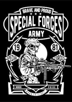 Armee der spezialeinheiten