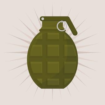 Armee-design. illuistration