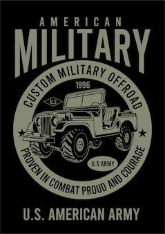 Armee-jeep