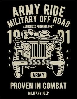 Armeefahrt