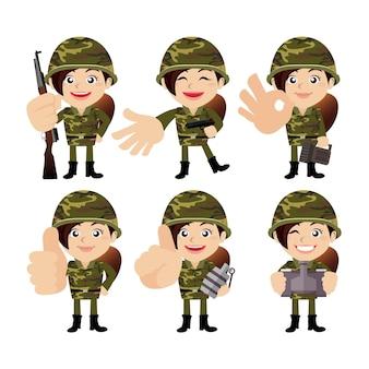 Armeesoldaten