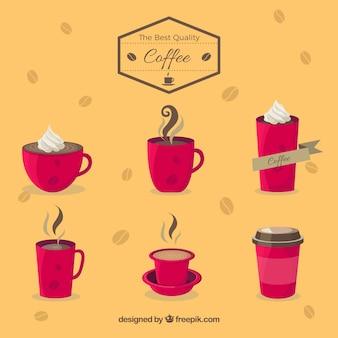 Arten von kaffee