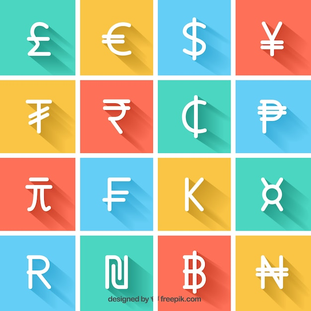 Arten von münzen
