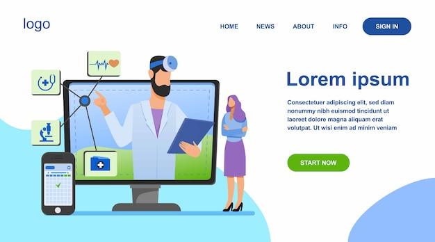 Arztberatung online