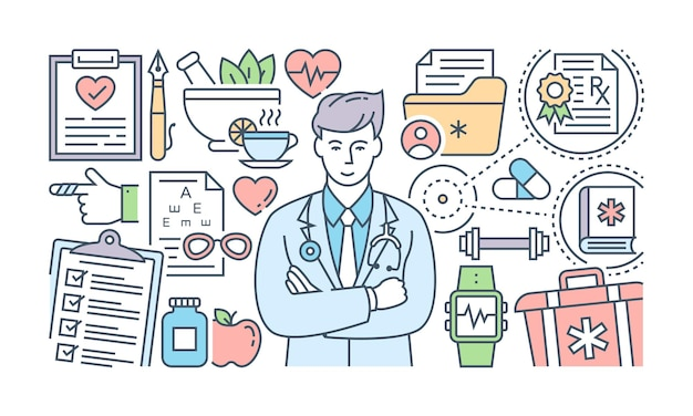 Arztkonsultation