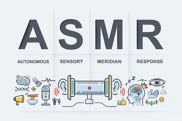 Asmr autonome sensorische meridianantwort.