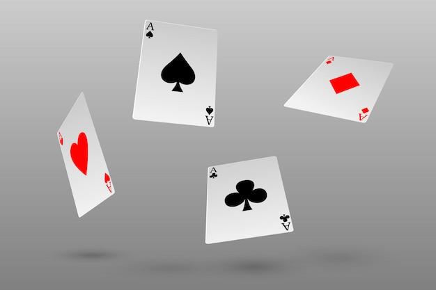 Ass karten spielen