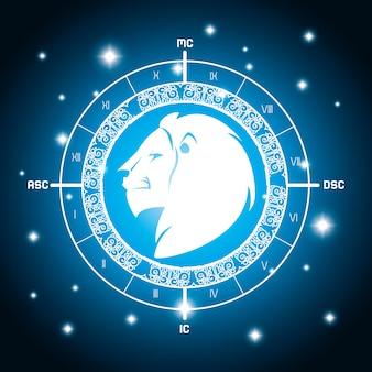 Astrologische sternzeichen