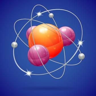 Atom-modell